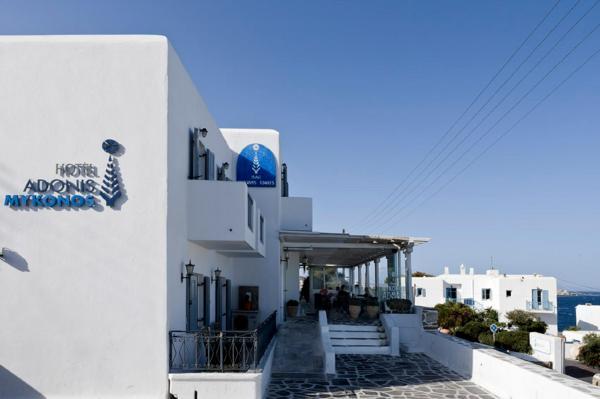 ΞΕΝΟΔΟΧΕΙΑ ΜΥΚΟΝΟΣ - ΞΕΝΟΔΟΧΕΙΟ ΜΥΚΟΝΟΣ - HOTEL ADONIS MYKONOS