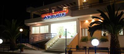 ADONIS HOTEL - ΞΕΝΟΔΟΧΕΙΟ ΜΥΤΙΚΑΣ ΠΡΕΒΕΖΑΣ