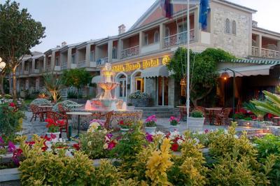 MOLFETTA BEACH HOTEL BAR RESTAURANT - ΞΕΝΟΔΟΧΕΙΟ ΚΕΡΚΥΡΑ