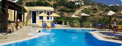 ΞΕΝΟΔΟΧΕΙΟ ΑΝΔΡΟΣ - BLUE BAY VILLAGE HOTEL